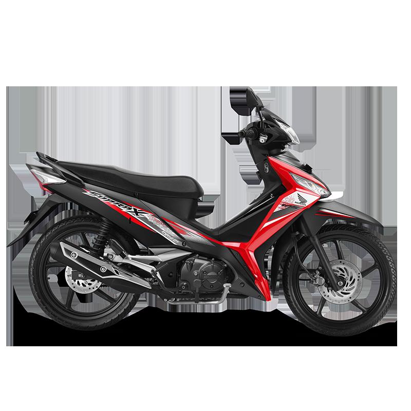 Harga Motor Honda Supra X