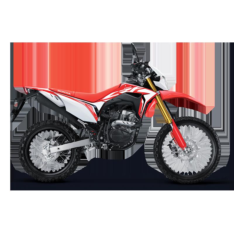 harga motor honda CRF150L