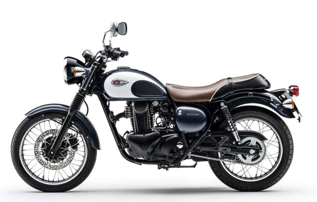 Spesifikasi dan Harga Kawasaki W250