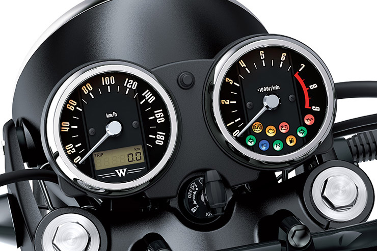 Spesifikasi dan Harga Kawasaki W800 Cafe