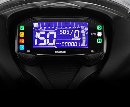 Spesifikasi dan Harga Suzuki GSX S150