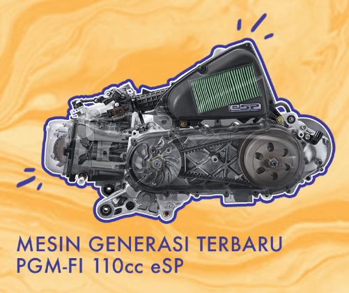 Spesifikasi dan Harga Honda BeAT eSP
