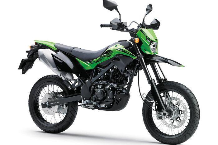 Spesifikasi dan Harga Kawasaki D Tracker 150