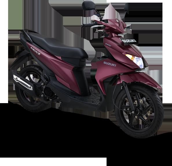 Spesifikasi dan Harga Suzuki NEX 2