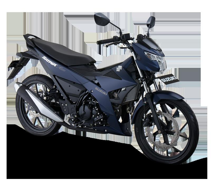 Spesifikasi dan Harga Suzuki Satria FU 150