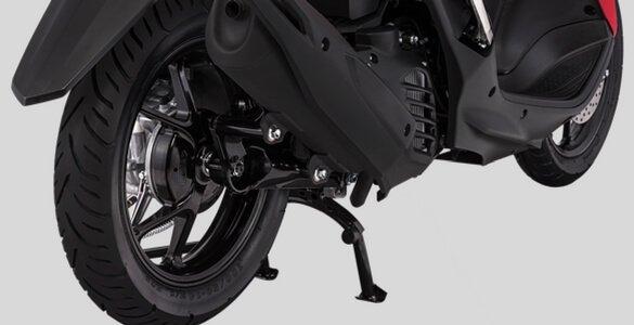Spesifikasi Harga Yamaha Lexi