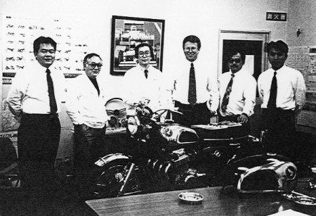 Sejarah Honda CB750