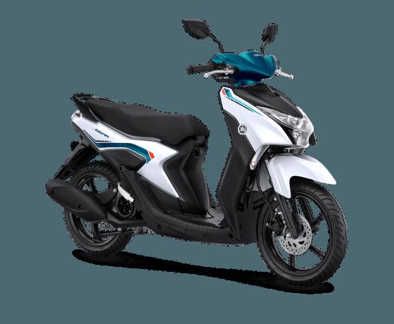 Spesifikasi dan Harga Yamaha Gear 125