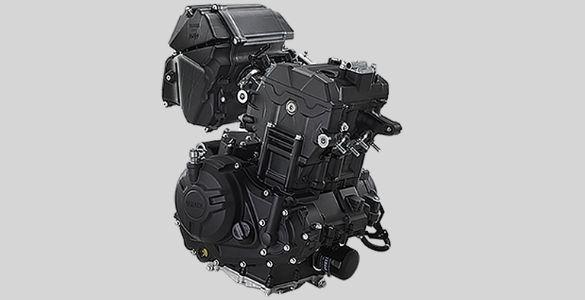 Yamaha MT 25